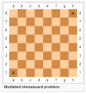 mutilated chessboard problem