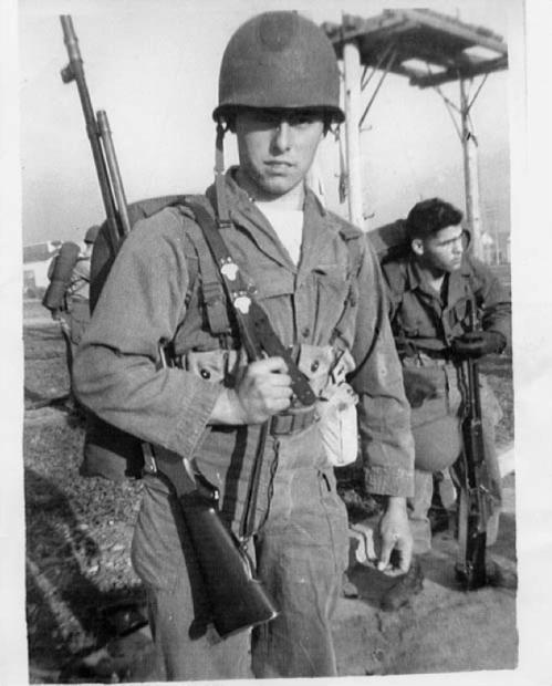 Castro in the war
