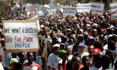 we want a better life- haiti
