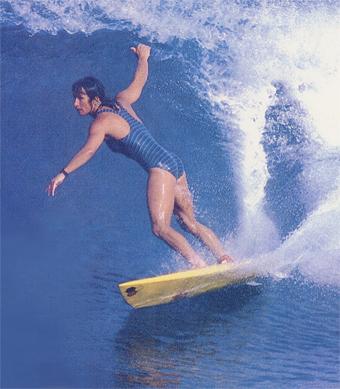 Debbie Beacham | Surfing Walk of Fame