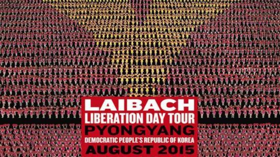 laibach north korea