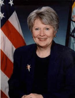 Carolyn Becraft via wikipedia