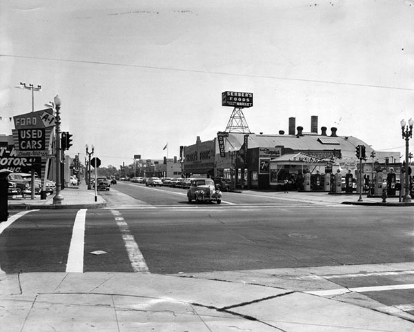 Originally a working class neighborhood, South Gate eventually became and adopted middle class values that suited Southern California's suburban ideal.