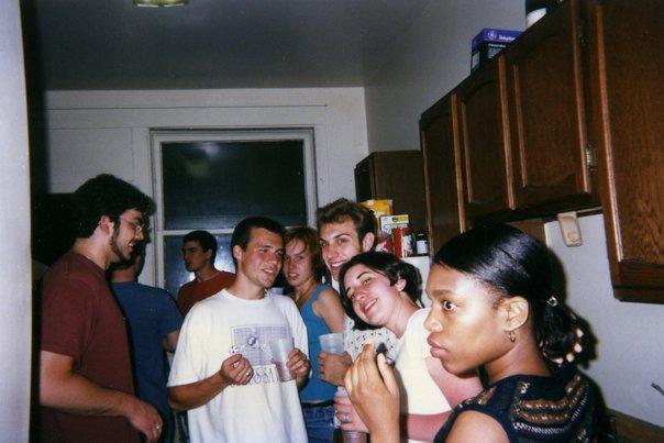 A typical (?) U of C Saturday night circa 1996