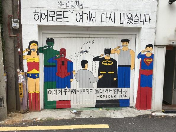 Brush your teeth like a superhero