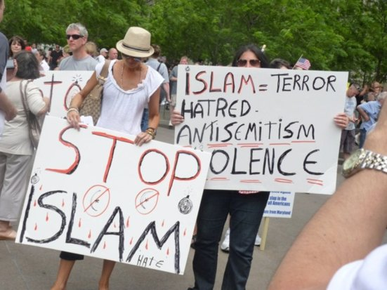ground zero mosque protests