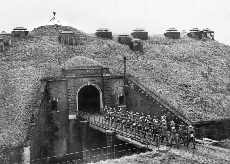A Fortress on the Maginot Line