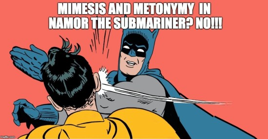 mimesis and metonymy in namor