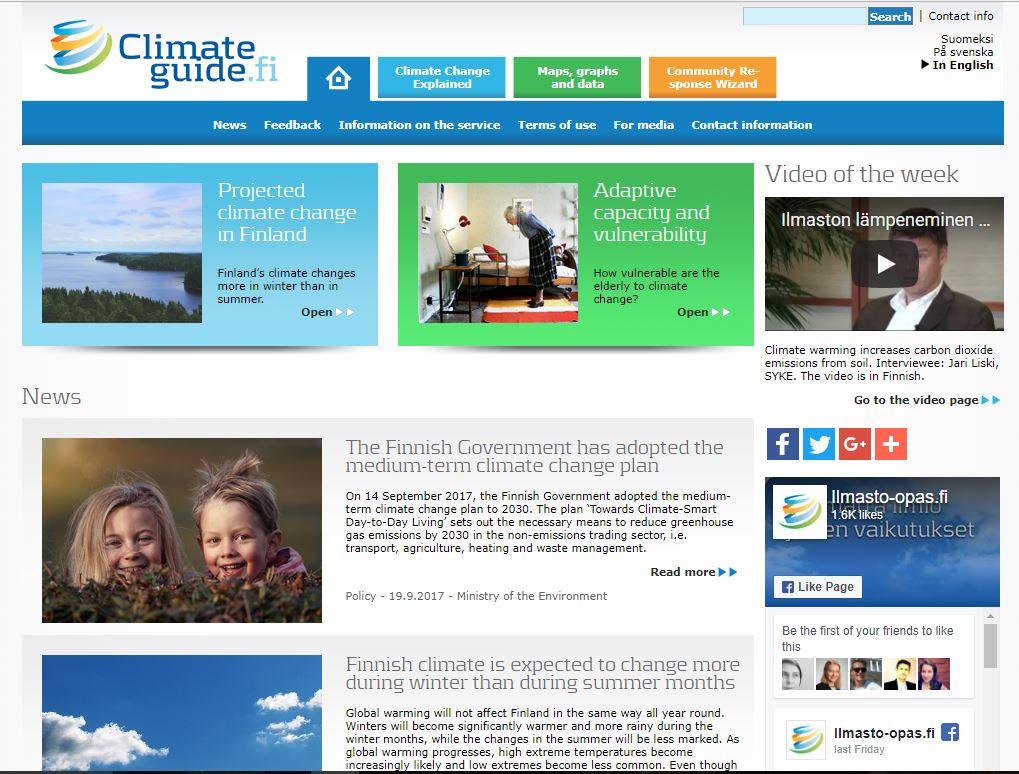 Climate Guide Finland