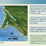 Classroom/Laboratory Activity: Determining Coastal Vulnerability to Sea-Level Rise