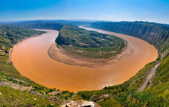 Huanghe-river-crescent