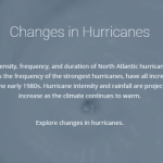 Reading: Changes in Intensity and Frequency of Hurricanes