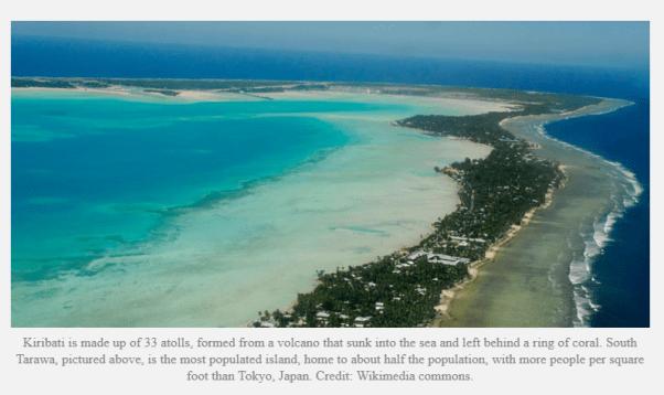 Kiribati-island