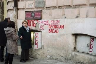Okienka po chleb (jak on pachniał!)...