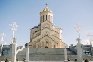 Największa cerkiew też robi wrażenie...