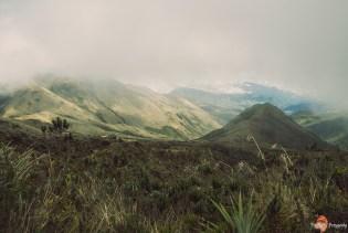 wulkan azufral kolumbia