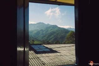 Takiego widoku z okna sami sobie zazdrościliśmy...
