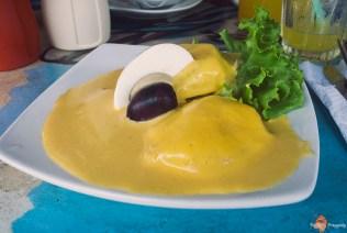 wegetarianin Peru