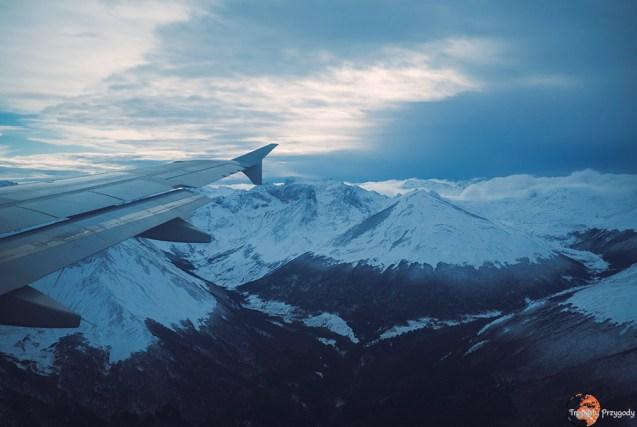 Ushuaia zimą