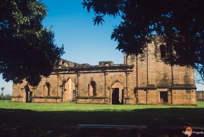 Misje Jezuickie w Paragwaju