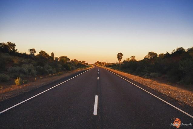 Outback zwiedzanie