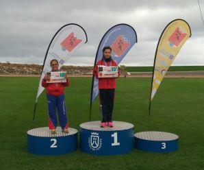 Cosecha de medallas en el regional de menores y lanzamientos