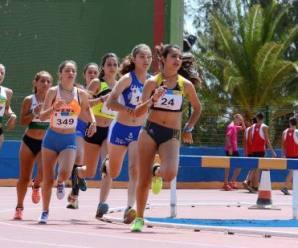 VI edición del Campeonato de Canarias de Pista de Invierno para Categorías Menores