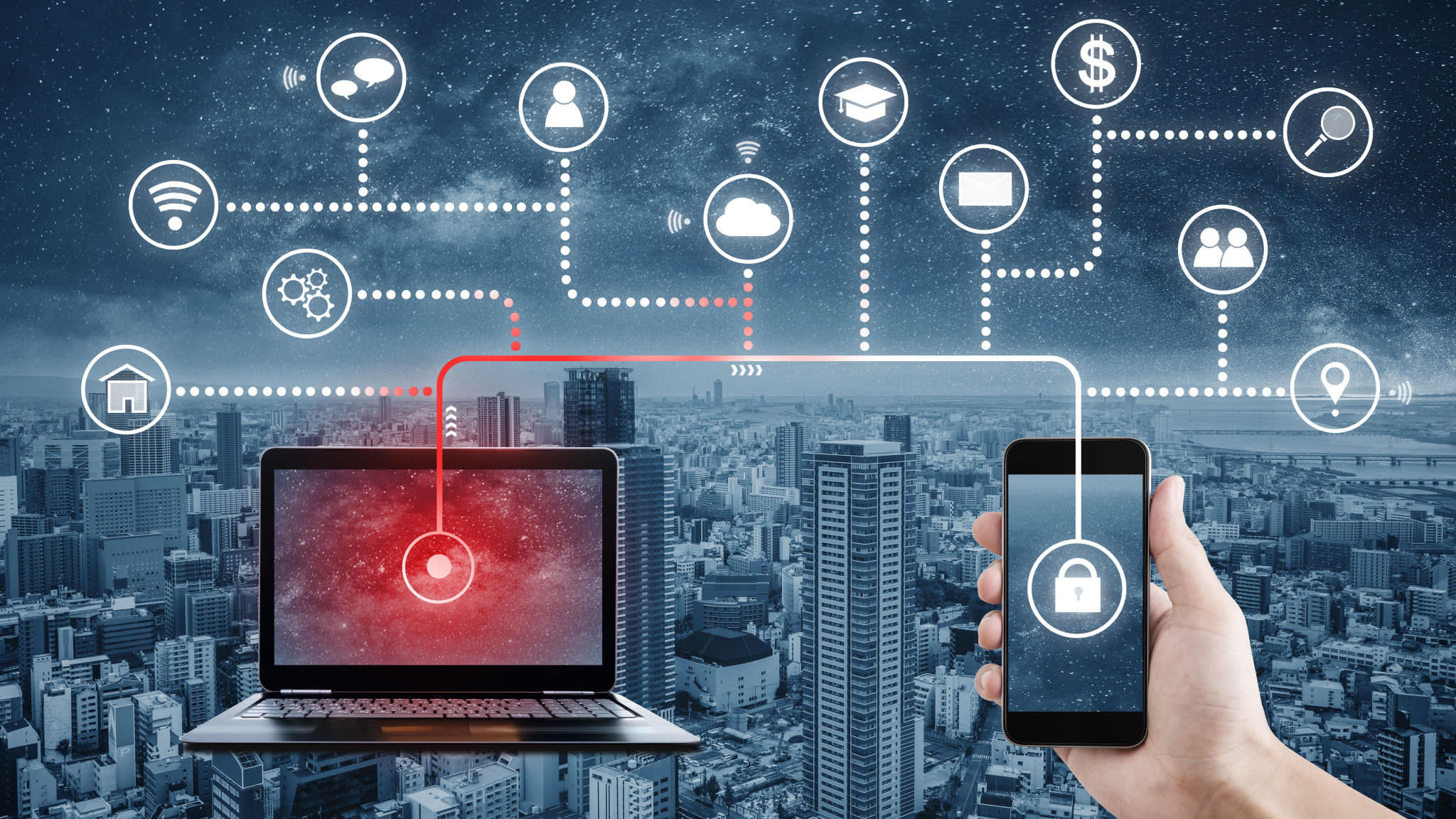 Cyber Security In Banking And Financial Sectors