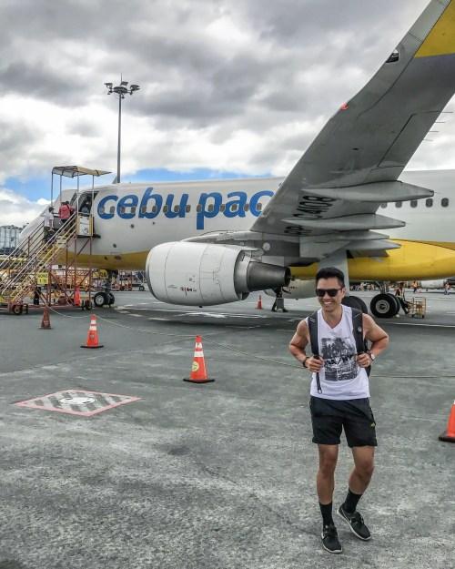 cebu pacific air manila airport philippines