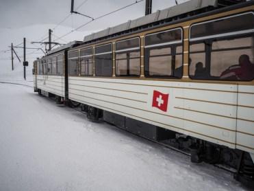Suisse Rochers de Naye train