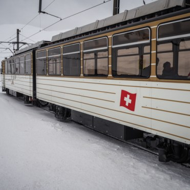 Suisse Rochers de Naye train