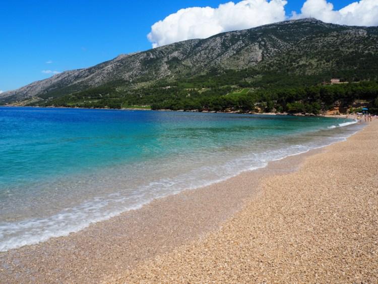 île de Brac Croatie