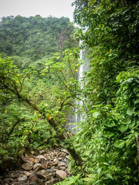Chutes du Carbet Guadeloupe