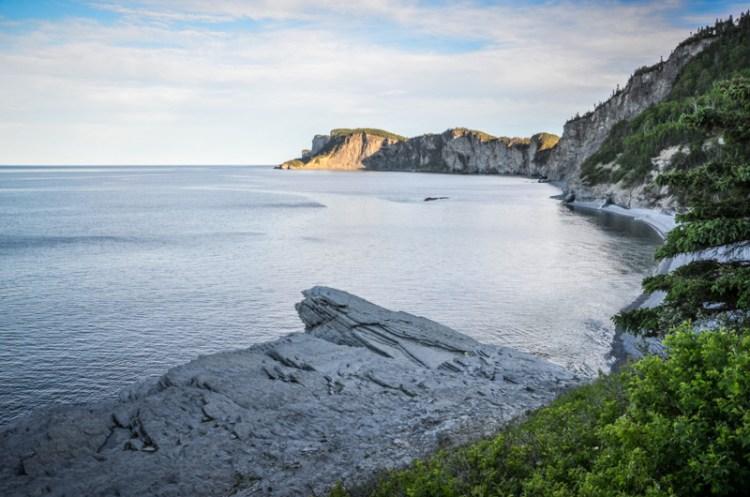 parc national forillon gaspésie québec