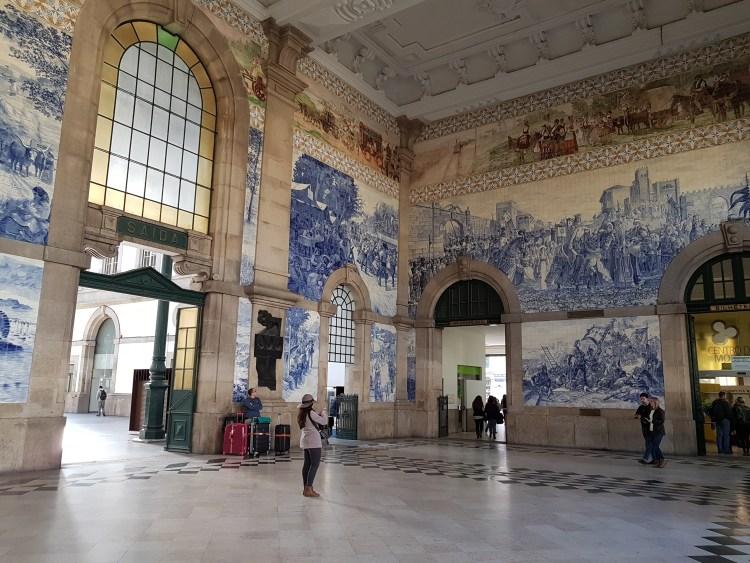 Porto gare sao bento