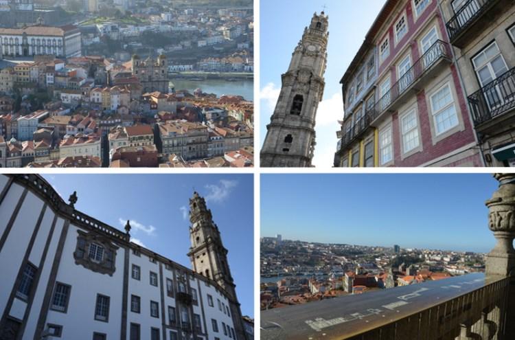 torre clerigos Porto