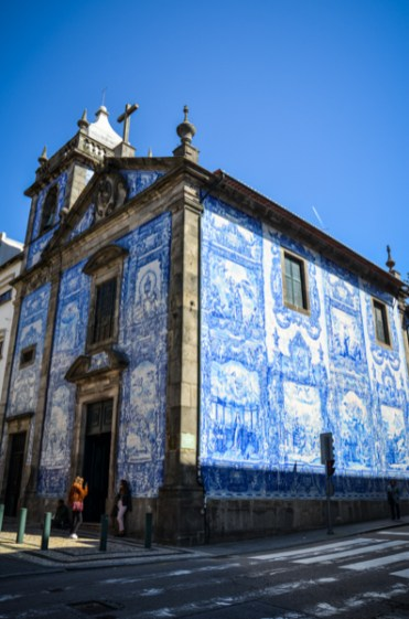 PORTO PORTUGAL Capela Das Almas