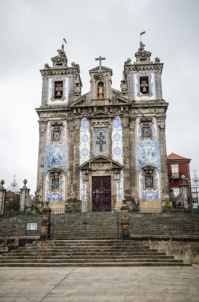 PORTO église