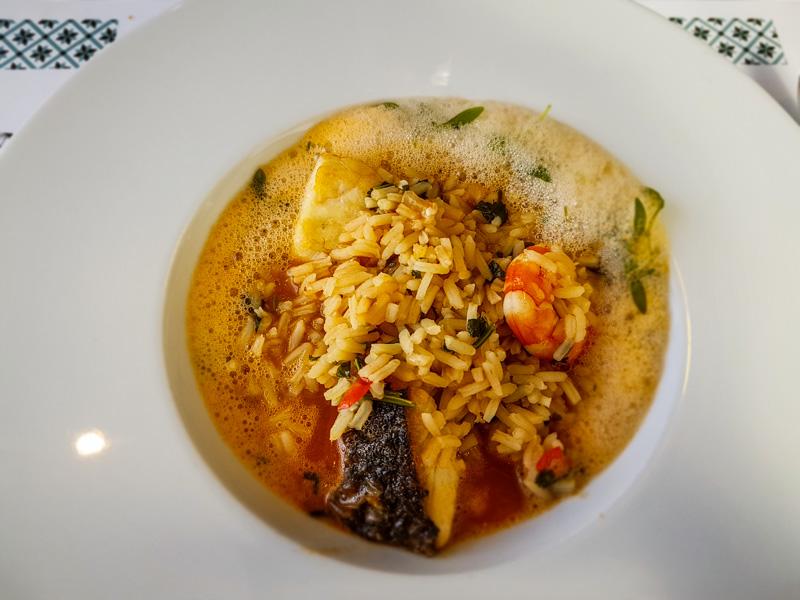 Aveiro portugal gastronomie