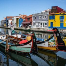 Une journée à Aveiro, la venise portugaise