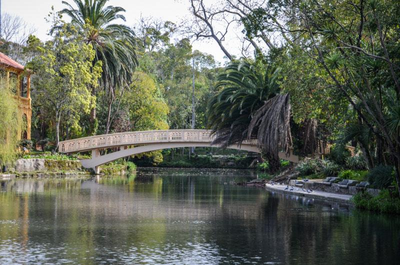 Aveiro portugal parc