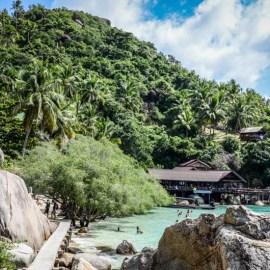 Koh Tao en Thailande : une île paradisiaque