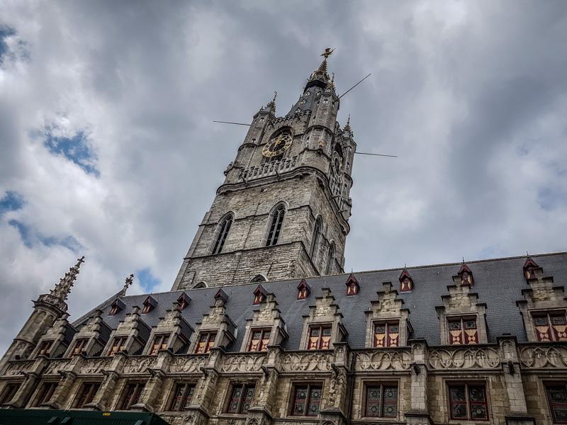 Gand belgique blog voyage trotteurs addict beffroi