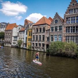Visiter Gand en 2 jours : flânerie, street art et gastronomie