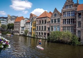 Gand belgique blog voyage trotteurs addict