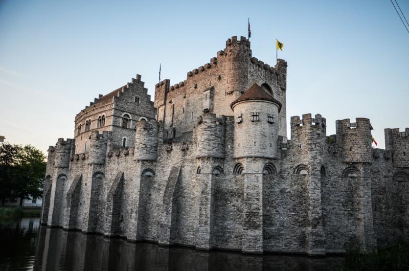 Gand belgique blog voyage trotteurs addict château des comtes