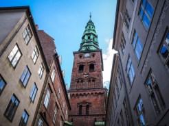 Copenhague Danemark église saint nicolas blog voyage Trotteurs Addict