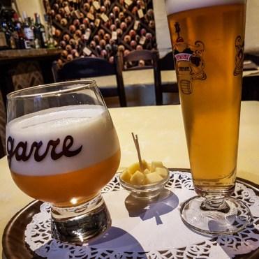 Bruges belgique adresse gourmande bière De Garre
