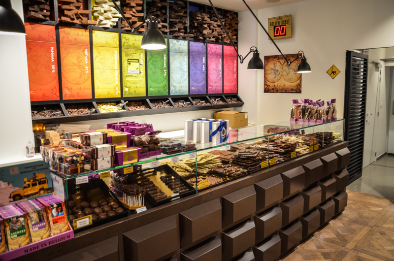Bruges belgique adresse gourmande Trotteurs Addict blog voyage the chocolat line