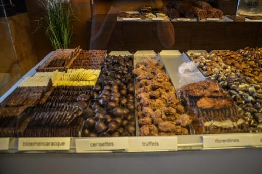 Bruges belgique adresse gourmande Trotteurs Addict blog voyage chocolat Depla